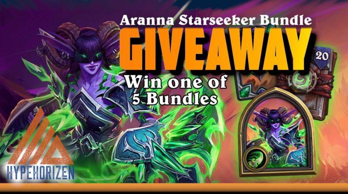 Giveaway | Aranna Starseeker Bundle