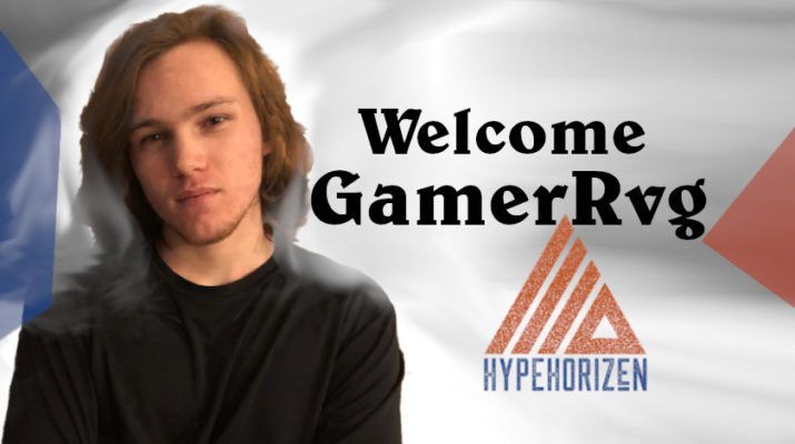 GamerRvg Joins The Competitive Team