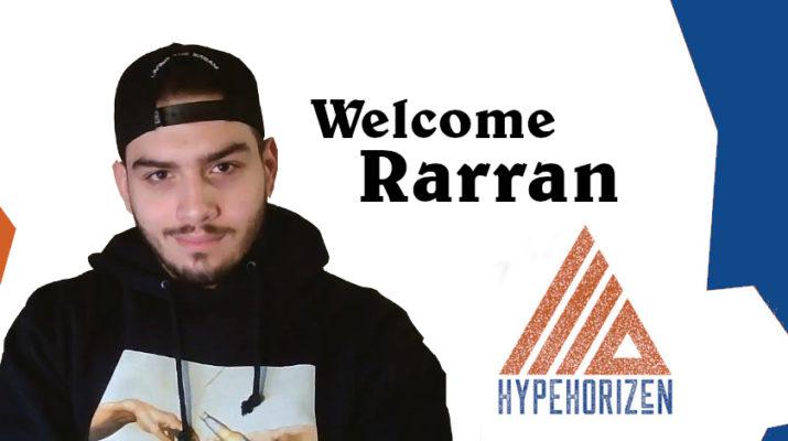 Welcome Rarran