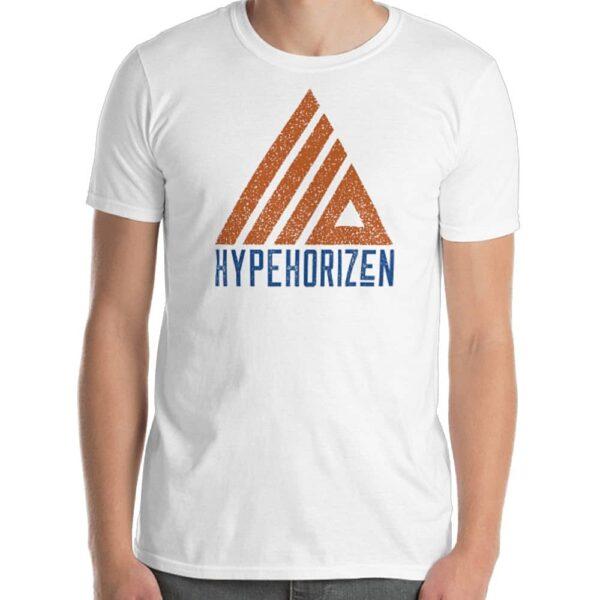 HypeHorizen Logo Tee - White