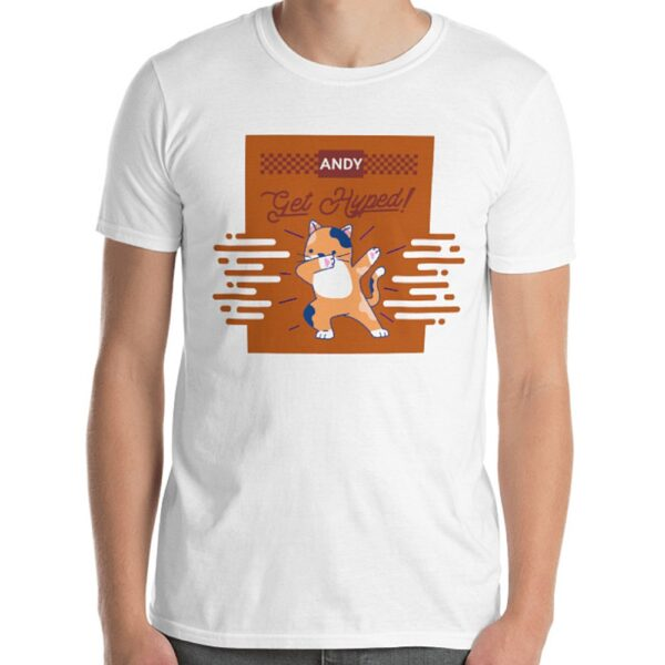 Dmoney Limited Edition Andy - White
