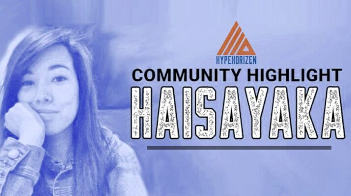 Community Highlight - HaiSayaka