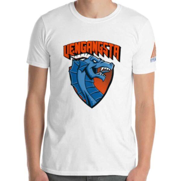 VengaDragon Limited Edition Vengangsta Series - White
