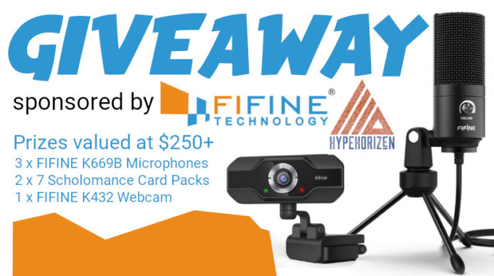 Giveaway FIFINE