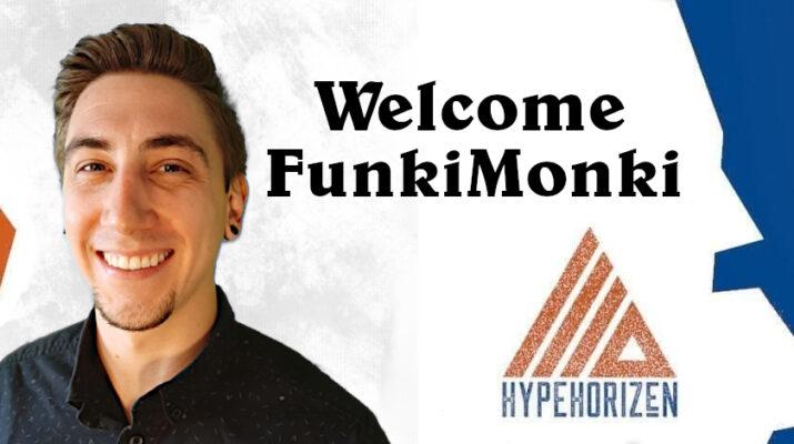 Welcome FunkiMonki