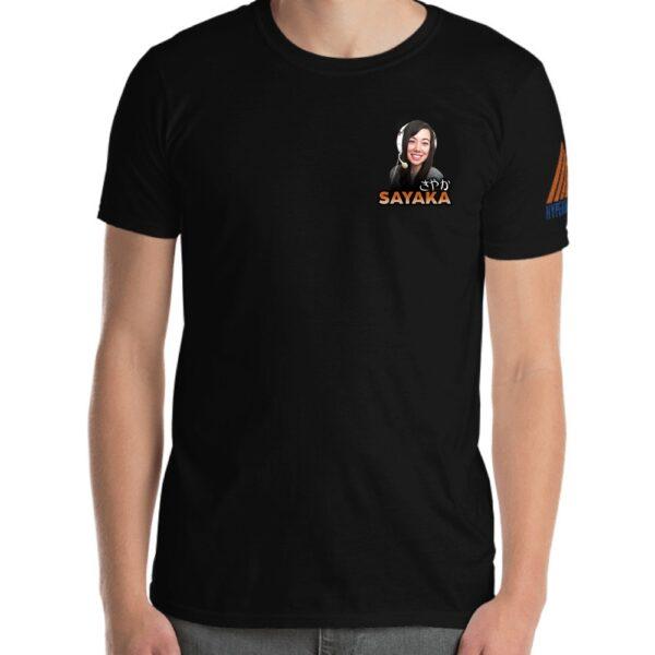 Hai Sayaka Sub Badge Edition - Black