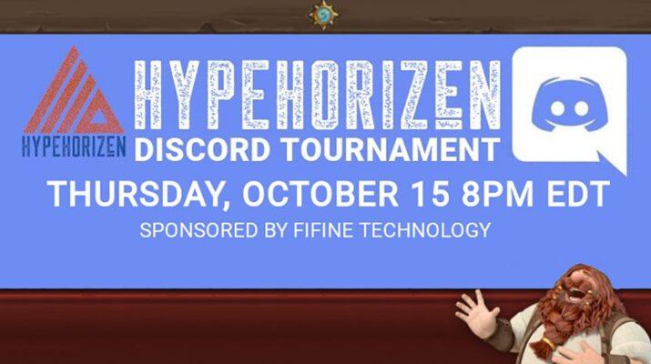 Hype Horizen Tourney