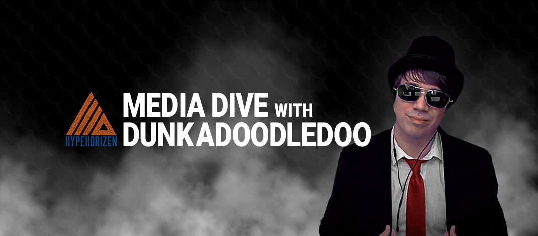 Media Dive With Dunkadoodledoo