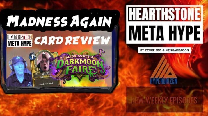 Hearthstone Meta Hype November 11