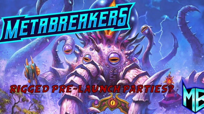 metabreakers podcast pre-release