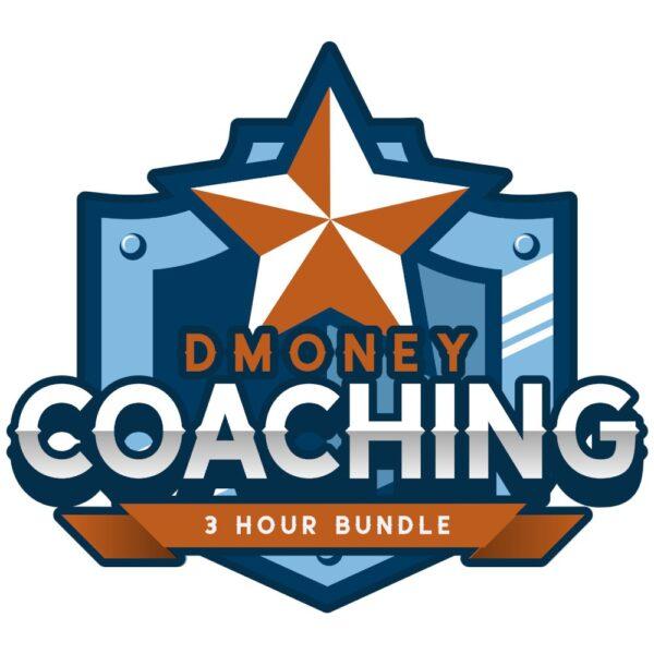 Dmoney Coaching 3 Hours