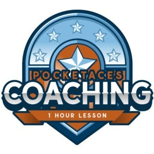 PocketAces One Hour Lesson