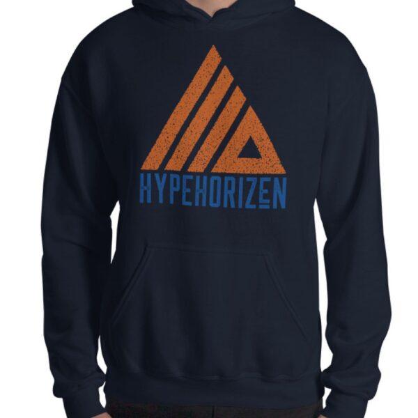 HypeHorizen Hoodie Navy
