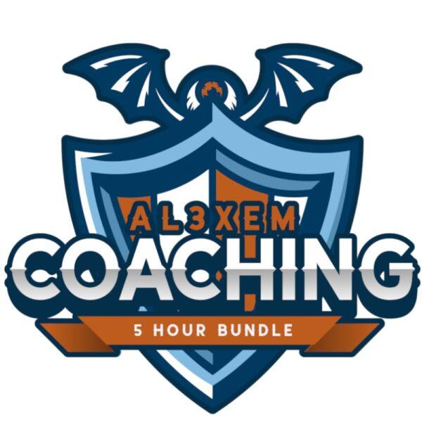 AL3XEM Coaching 5 Hours