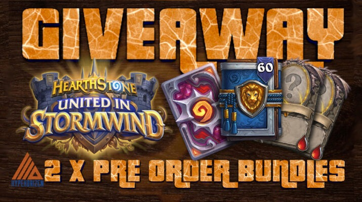 Giveaway United in Stormwind