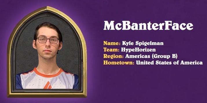 McBanterFace Hype Horizen Grand Master
