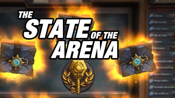 The State of the Arena
