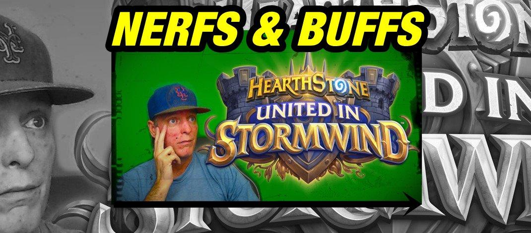 Nerfs & Buffs OMG Hype